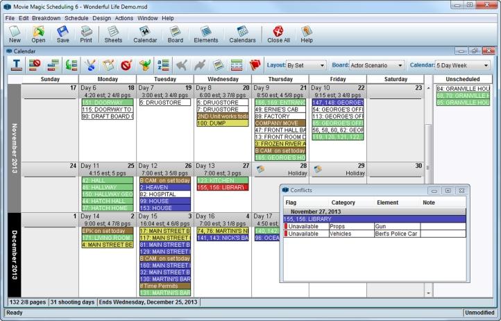 MMS6-Calendar